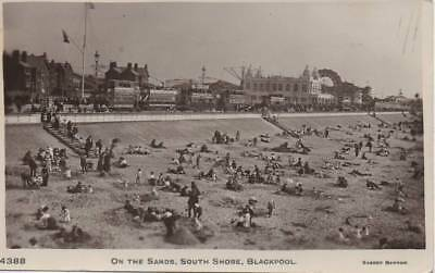On The Sands South Shore Blackpool