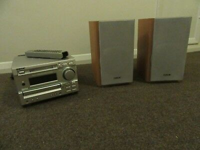 SONY HCD373MD CD MD Radio Midi Audio System - Collection Only Near Chingford