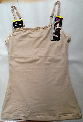 Nwt Maidenform Firm Control Nude Camisole Style P3266 Size 2X-Large $42