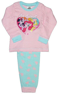 My Little Pony Pyjamas. Ages 6-9 to 18-24 Months