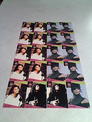 *****Janet Jackson*****  Lot of 38 cards.....5 DIFFERENT