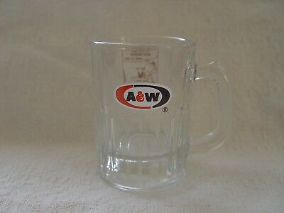 1984 Peanuts Snoopy A&W Root Beer Restaurant Promotional Baby Size Child's Mug