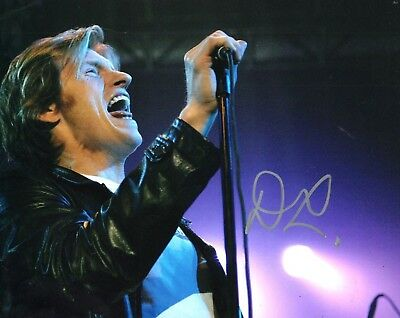 Dennis Leary Stand Up Comedian Actor Hand Signed 8x10 Autographed Photo COA