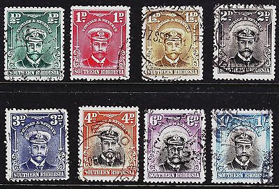 Southern Rhodesia - 1924 selection
