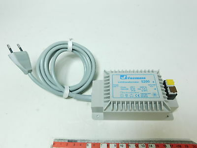 bd911-2# Viessmann H0 etc. 5200 Light Transformer 230 V/52 VA Tested, MINT