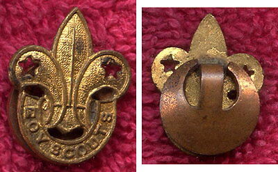 Old Boy Scouts badge
