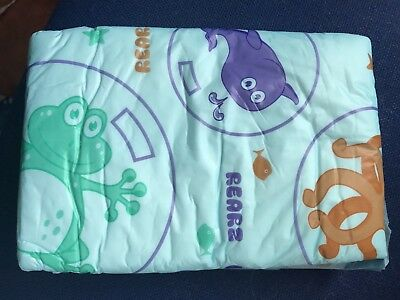 2 Adult Baby Animal Nappies Size Large