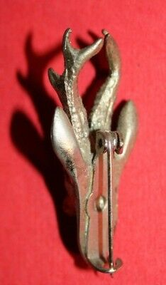 Ancienne Insigne Pin's Chasse Rallye Vénerie Cerf