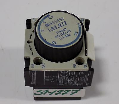#364 Square D Telemecanique RM3-TAR114TS7 Electromagnetic Time Delay Relay