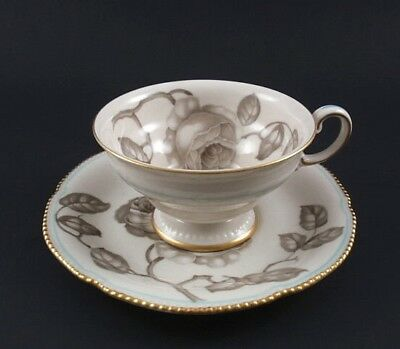 Castleton China GLORIA Tea Cup & Saucer Set