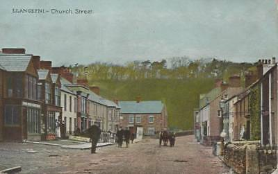 Church Street Llangefni