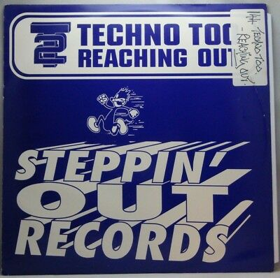 Techno Too Reaching Out 12""