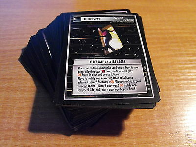 Star Trek CCG Alternative Universe Common und selten Set