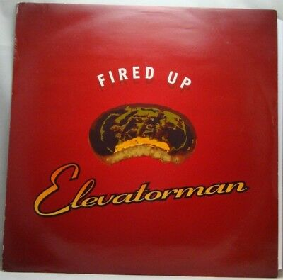 """Elevatorman Fired Up 12"""""""