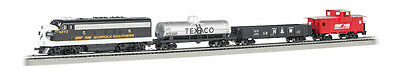 Bachmann 24025 N Scale Ready to Run Train Set The Stallion
