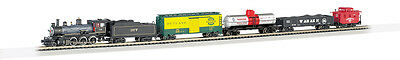 Bachmann 24024 N Scale Ready to Run Train Set Trail Blazer
