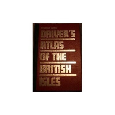 """Good, """"Reader's Digest"""" Driver's Atlas of the British Isles, , Book"""