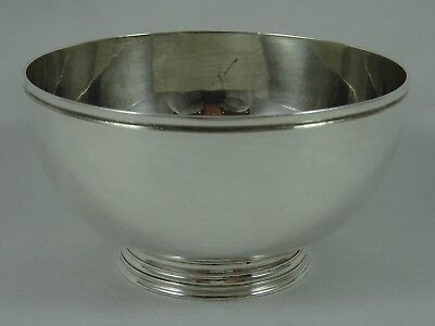 QUALITY silver silver SWEET BOWL, 1946, 110gm