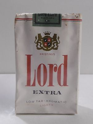 paquet cigarette tabac seita neuf pour collection LORD EXTRA