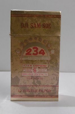 paquet cigarette tabac seita neuf pour collection DJI SAM SOE
