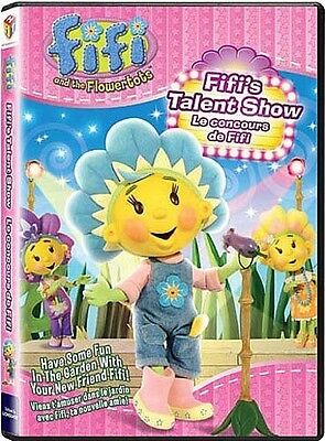Fifi and the Flowertots: Fifis Talent Show (DVD, Canadian)