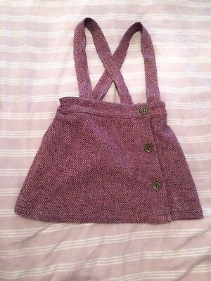 Girls Next Purple Brace Skirt 18-24 Months 1.5-2 Years