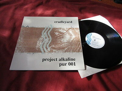 "CRADLEYARD Project alkaline 12"" INDIE"