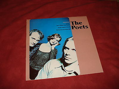 "THE POETS Subversive 12"" INDIE"