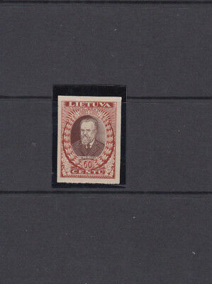 A very nice old unused Lithuania  60 Cents 1933 issue