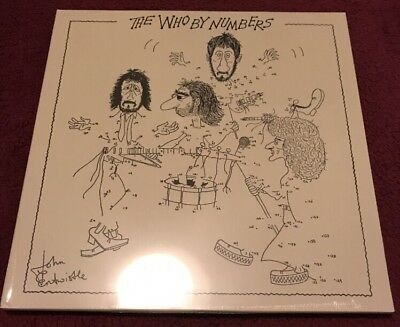 The Who - The Who By Numbers Vinyl LP  New & Sealed