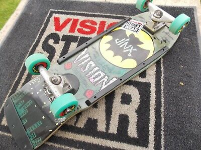 Vision Jinx Mini Old School Vintage Skateboard Independant Santa Cruz Powell