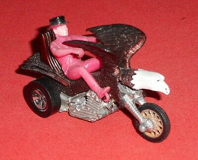 Mattel Hot Wheels bronze Rumbler Rrrumbler Bold Eagle Trike Excellent Condition