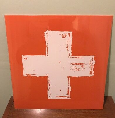 Ed Sheeran- + (Plus) Orange Vinyl LP  New & Sealed HMV Exclusive