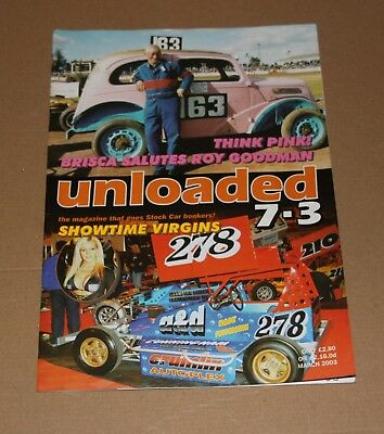 Unloaded 7.3 magazine, Issue 60, March 2003