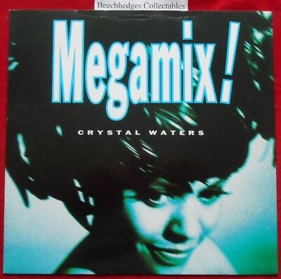 """Crystal Waters Megamix! 12"""""""