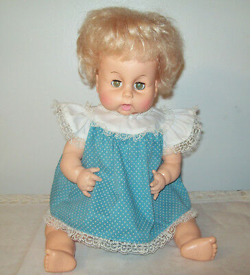 """Horsman Doll Thirsty Baby 18"""""""