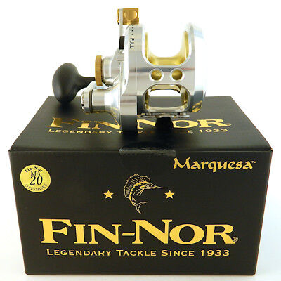 *fin-Nor Marquesa Ma20 Right Hand Offshore Saltwater Lever Drag Reel