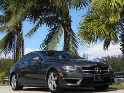 2012 Mercedes-Benz CLS-Class CLS63 AMG-DESIGNO-FINEST ANYWHERE-NO RESERVE 2012 MERCEDES CLS63 AMG-WOW 47K MILES-DESIGNO GRAPHITE-FINEST ON EBAY-NO RESERVE