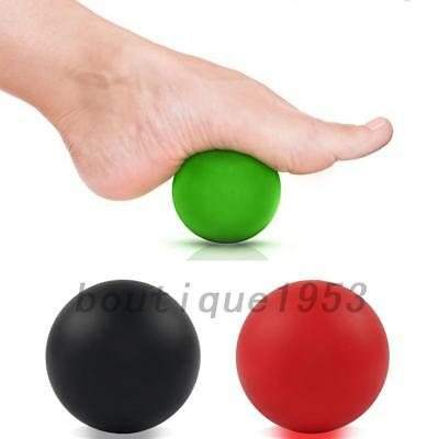 1PCS Gym Fitness Muscle Massage Lacrosse Ball Full Body Exercise Ball