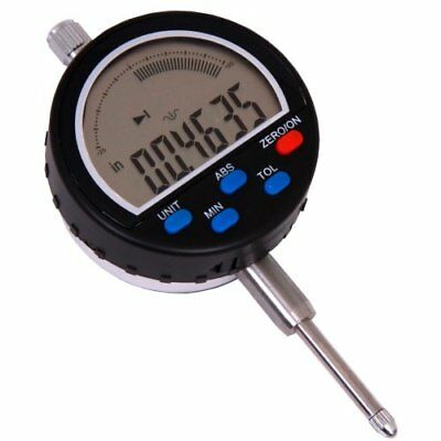 "1""/0.0005"" Digital Electronic Indicator Dial Gauge Inch/mm Absolute / Tolerance"