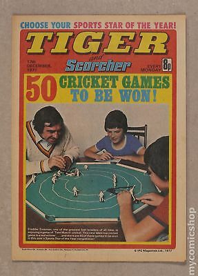 Tiger Tiger and Hurricane/Tiger and Jag/Tiger and Scorcher #771217 VF+ 8.5