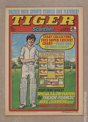 Tiger Tiger and Hurricane/Tiger and Jag/Tiger and Scorcher #780506 VF/NM 9.0