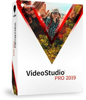 Corel VideoStudio Pro 2019 1pc Win License GST Inv.