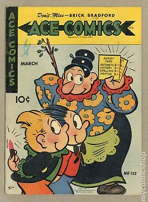 Ace Comics (1937) #132 GD+ 2.5