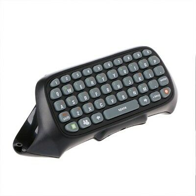 Wireless Text Messenger Chatpad Keypad Keyboard For Gaming Controller Xbox 360