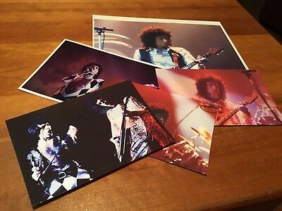 QUEEN: Five Unpublished Photos, Dallas, 1978