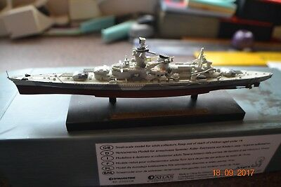 Atlas Editions German Battleship  - Scharnhorst ; Boxed