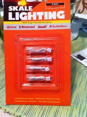 Hornby R8952 Bulbs  New In Pack