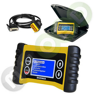 Duonix VAG-100 DIAGNOSE Audi Q7 Q5 Q3 A1 A8 A4 VW Beetle Golf EOS Sharan FOX usw