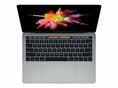 NEW! Apple MPXV2B/A Macbook Pro With Touch Bar Core I5 3.1 Ghz Os X 10.12 Sierra